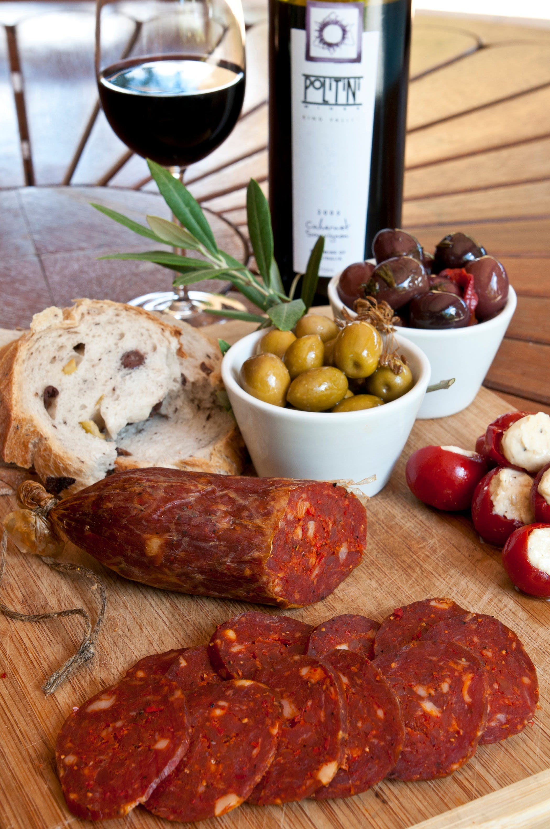 Salami and Salsicce Making classes at Politini Wines - Accommodation Search
