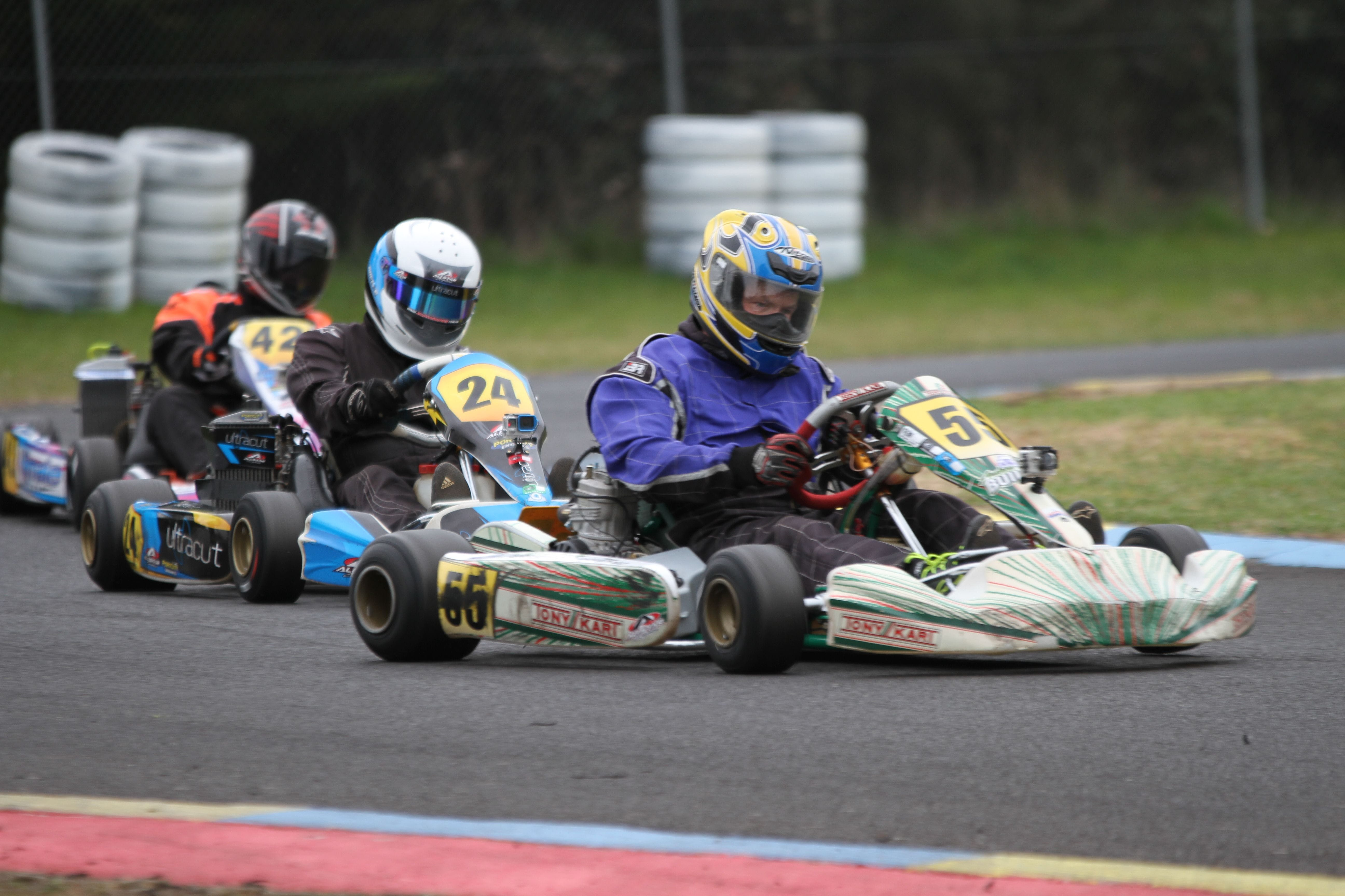 Victorian Country Series Handbury Karting Titles - Accommodation Search