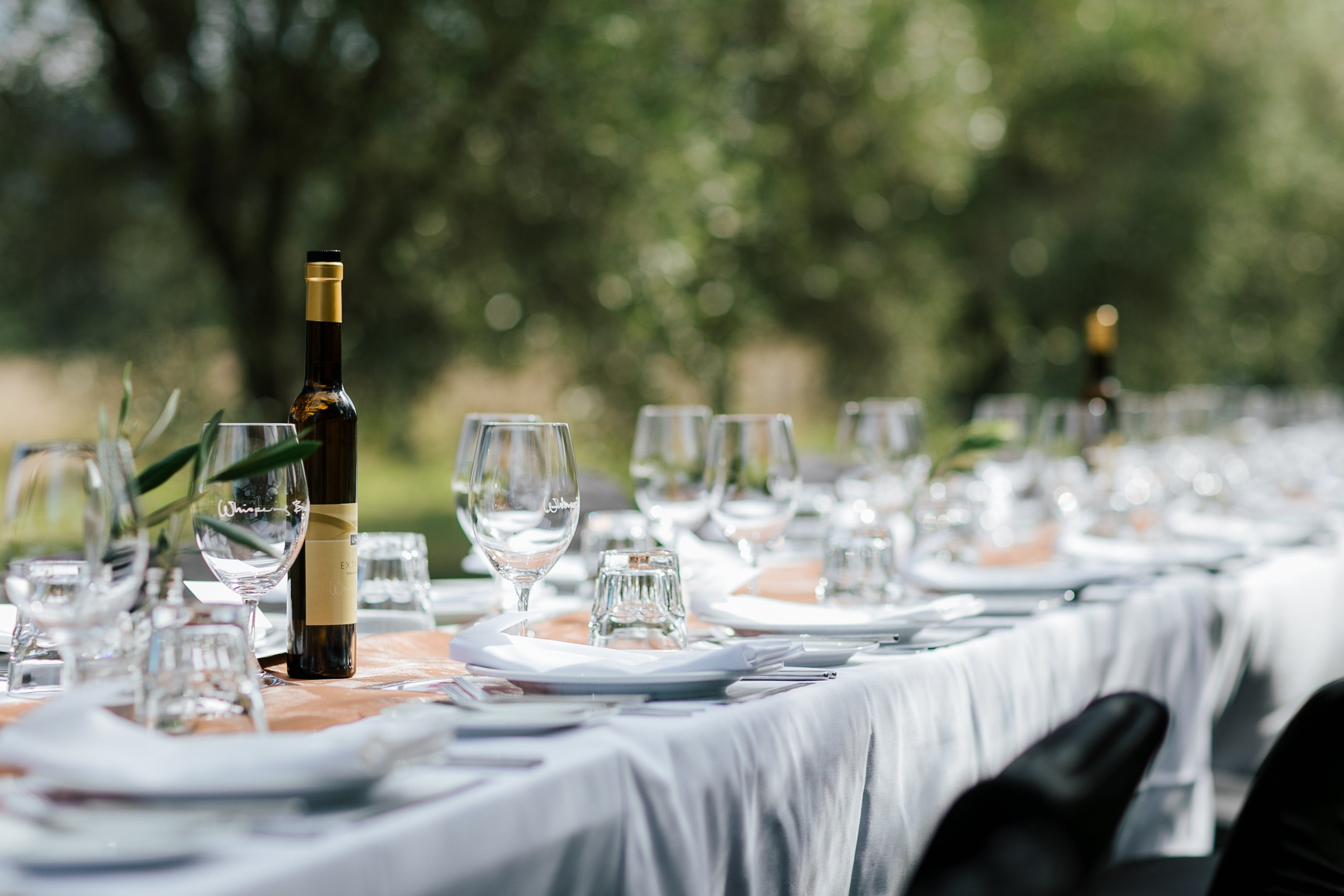 Whispering Brook Olive Long Table Luncheon - Accommodation Search