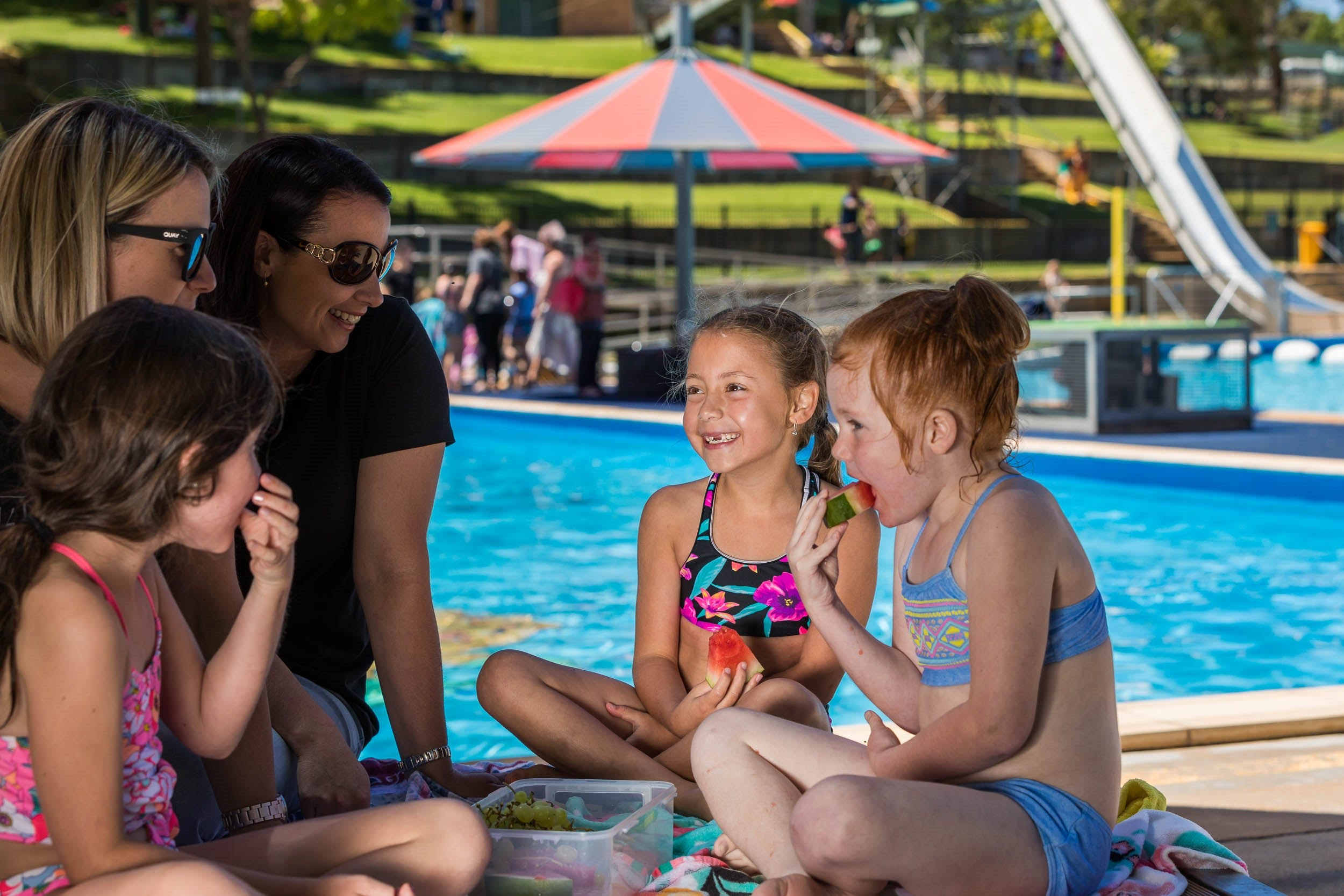 Australia Day fun at Lake Talbot Water Park - Accommodation Search