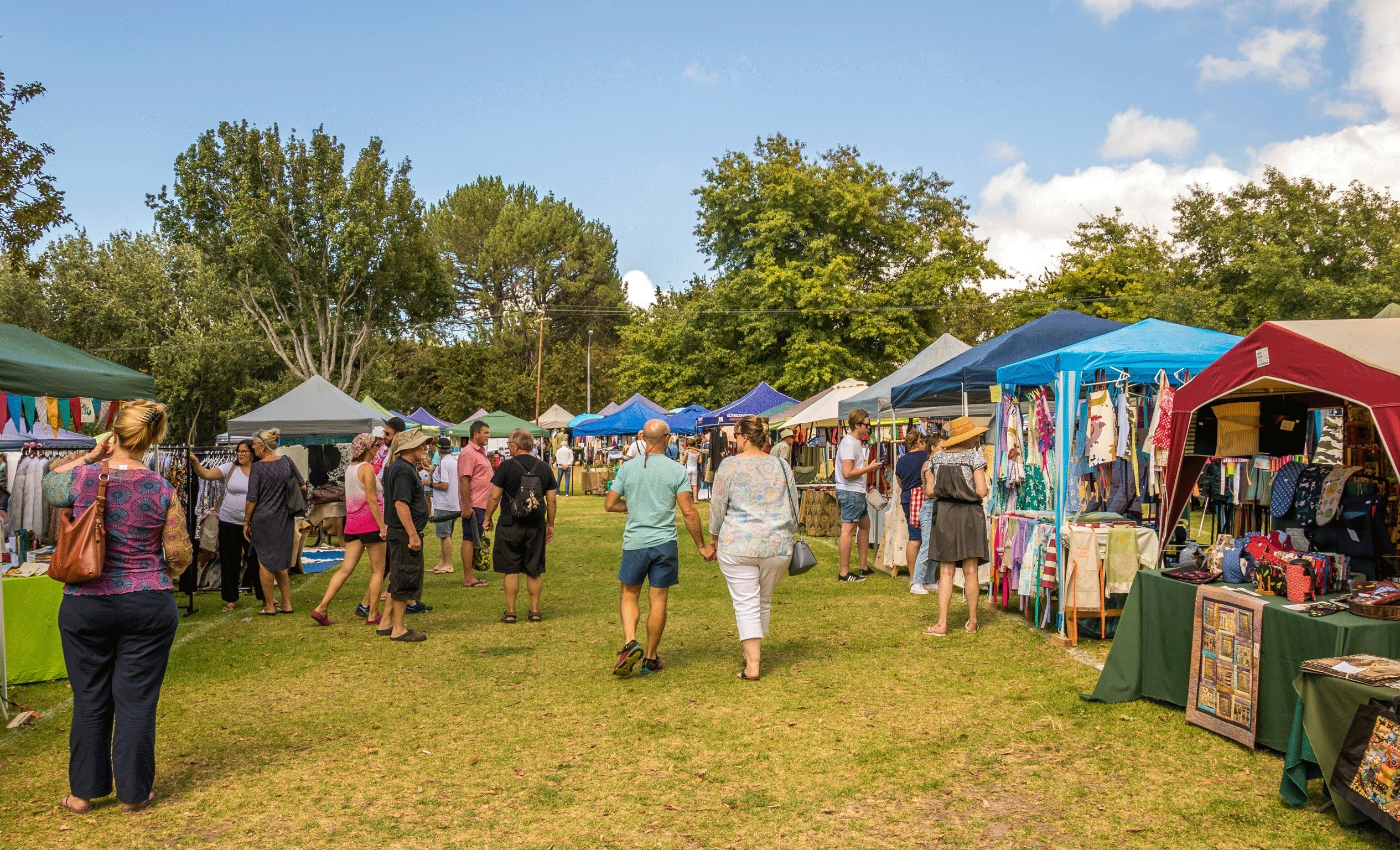 Biloela Markets in the Park - Accommodation Search