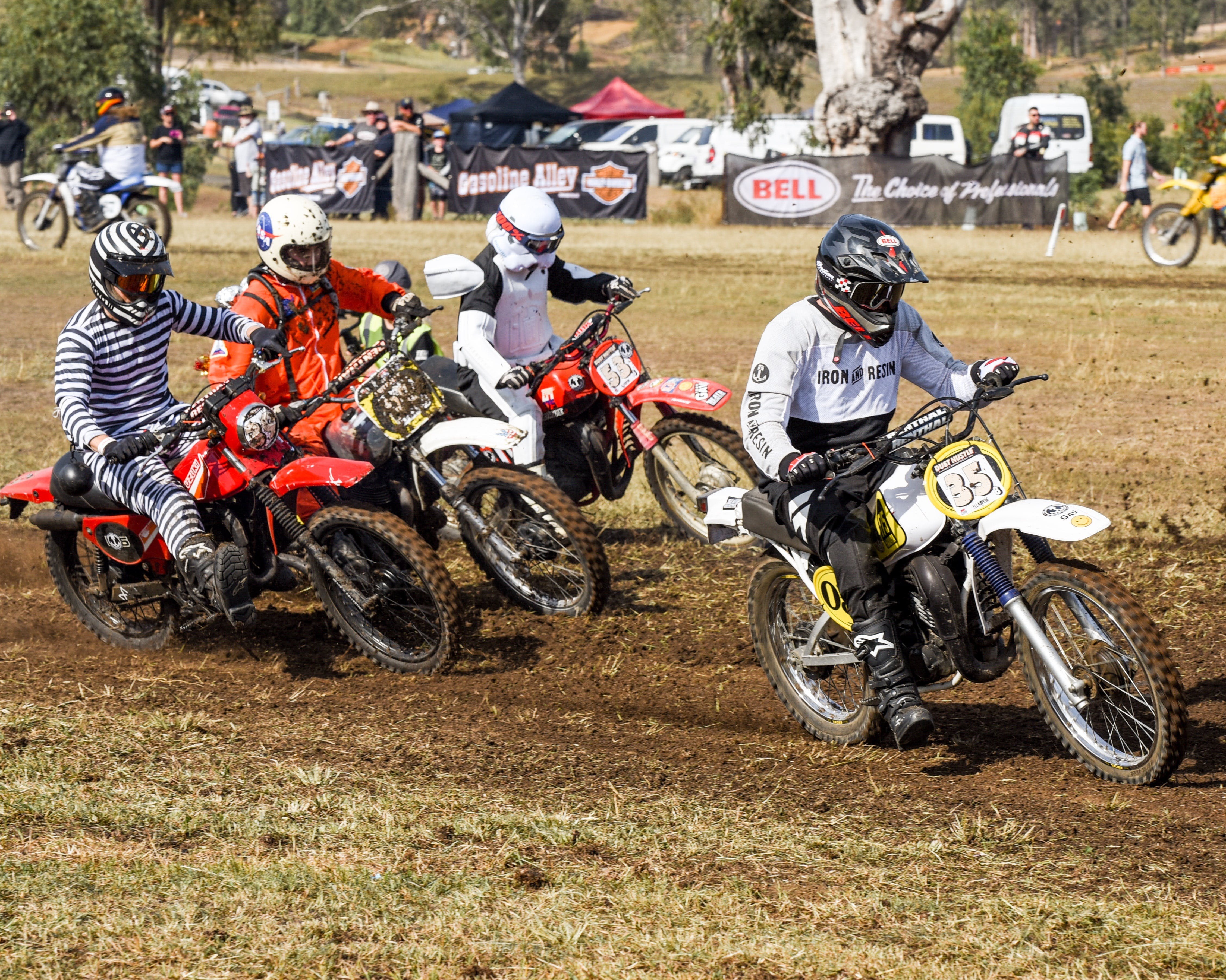 Dust Hustle Queensland Moto Park - Accommodation Search