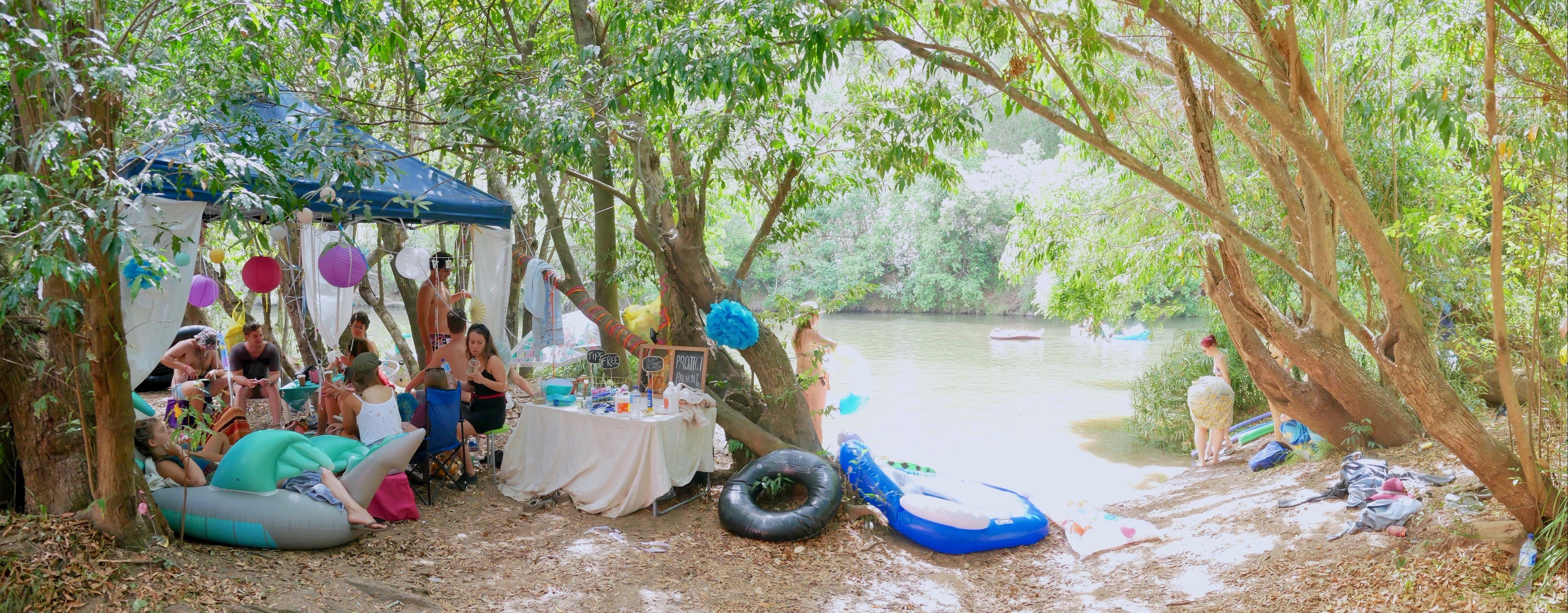 Jungle Love Festival - Accommodation Search