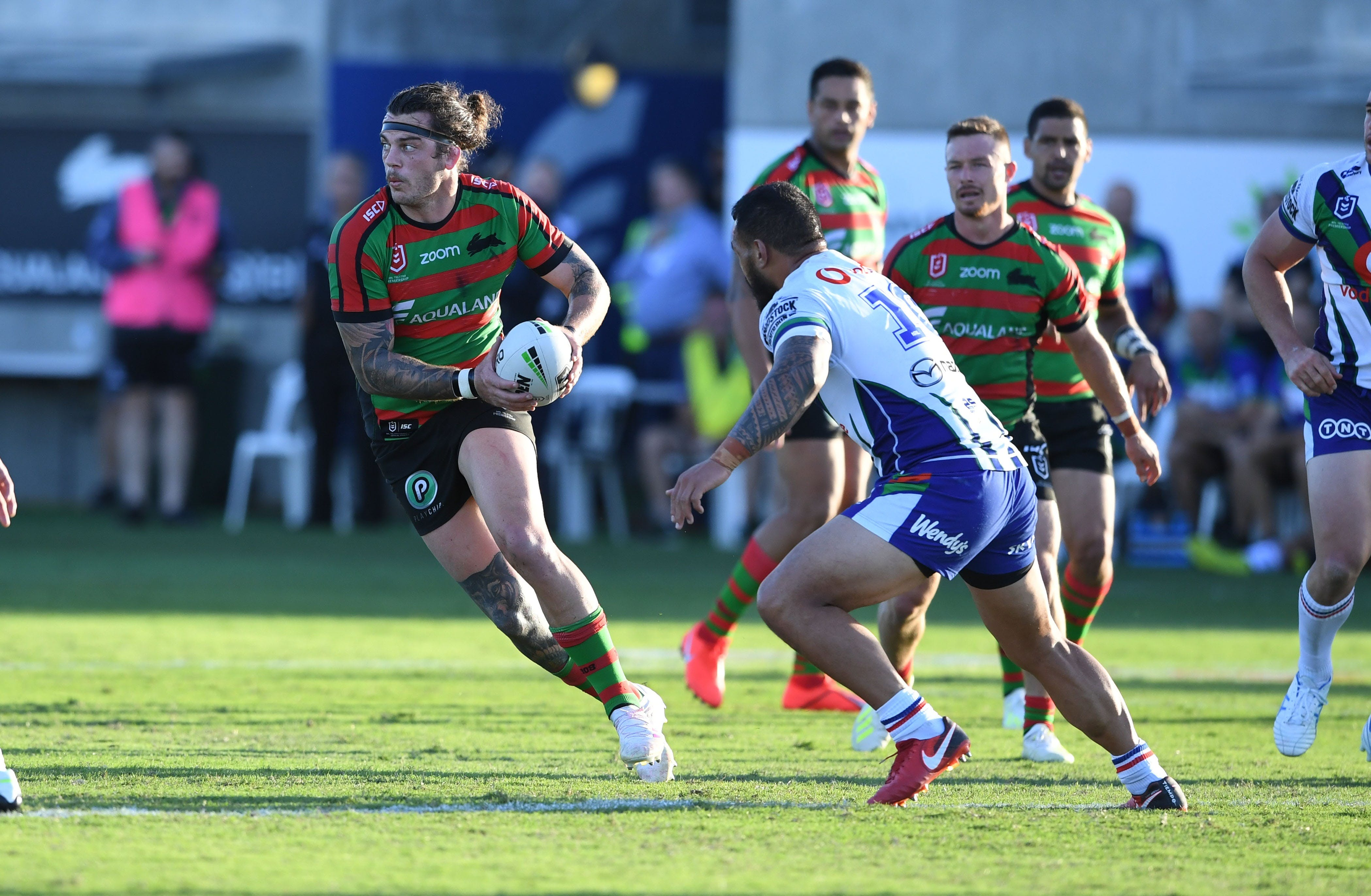 South Sydney Rabbitohs versus New Zealand Warriors - Accommodation Search