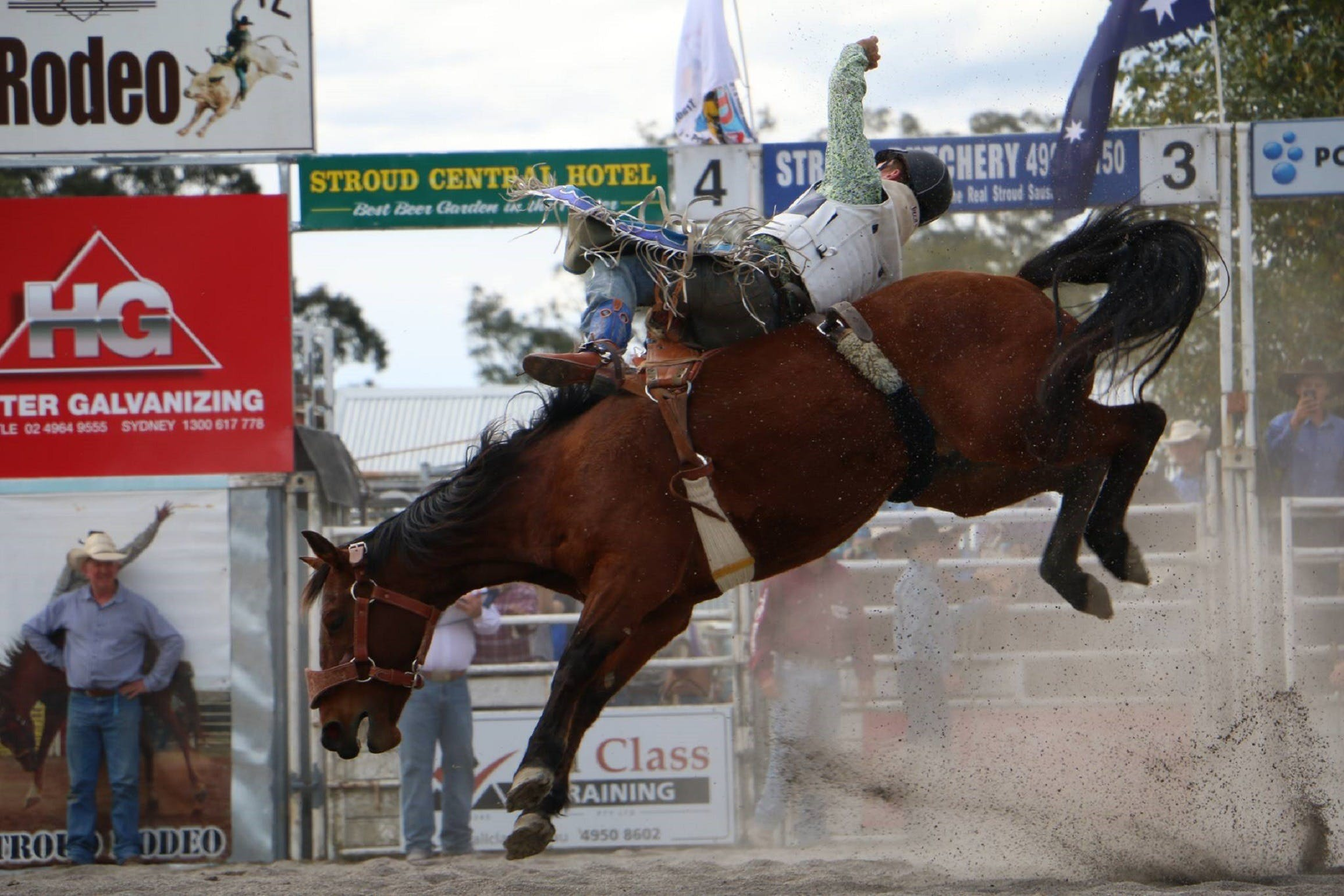 Stroud Rodeo and Campdraft - Accommodation Search