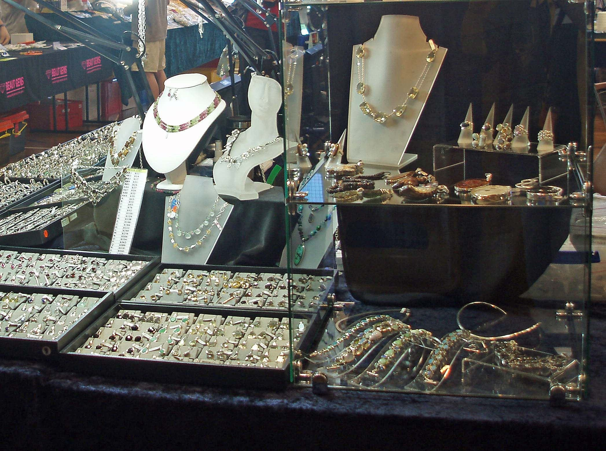 Toowoomba Gemfest - Gems and Jewellery - Accommodation Search