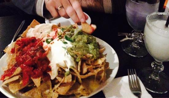 Nachos Mexican Cantina - Accommodation Search
