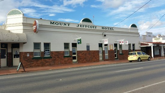 Mount Jeffcott Hotel - Accommodation Search
