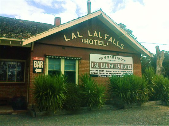 Lal Lal Falls Hotel - Accommodation Search