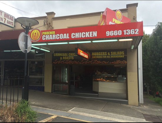 Phoenix Charcoal Chicken - Accommodation Search
