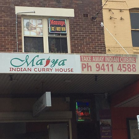 Maiya's Curry House - Accommodation Search