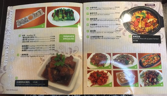 Taipai Chef Restaurant - Accommodation Search