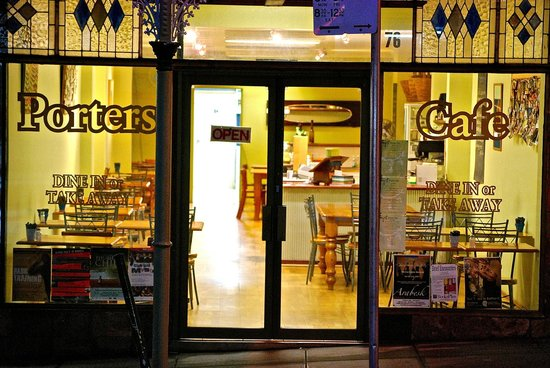 Porters Cafe - Accommodation Search