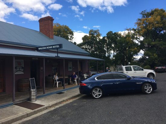 Walcha Road Hotel - Accommodation Search