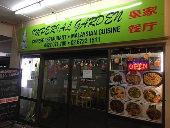Imperial Garden Chinese Malaysian Cuisine - Accommodation Search