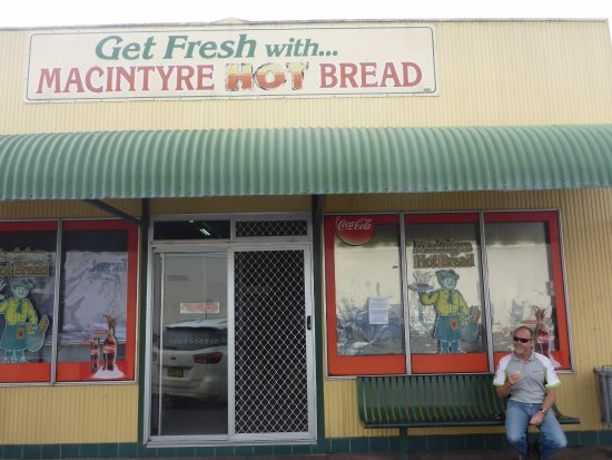 MacIntyre Hot Bread Shop - Accommodation Search