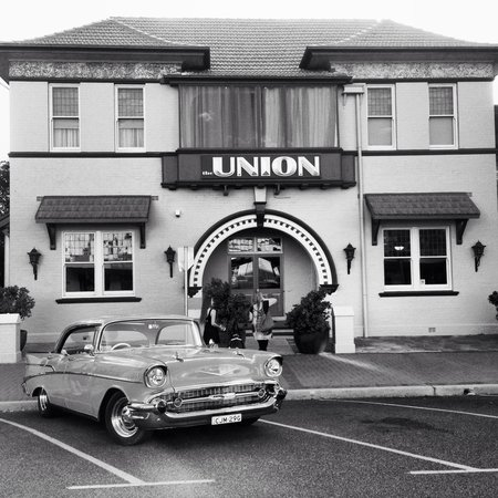 The Union Bar Inverell - Accommodation Search