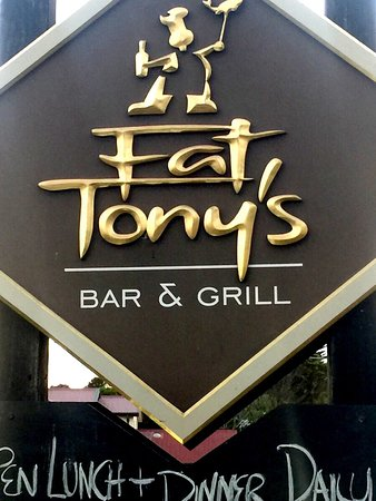 Fat Tony's Bar  Grill - Accommodation Search