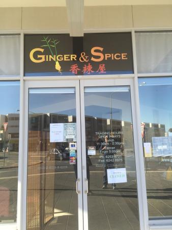 Ginger and Spice - Accommodation Search