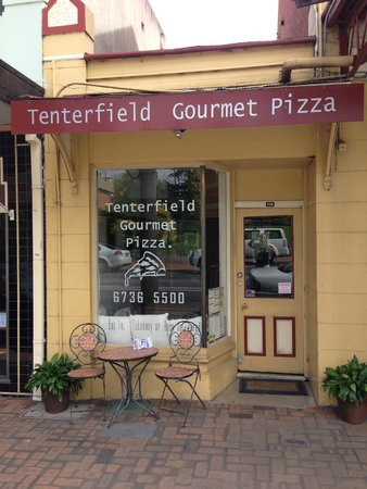 Tenterfield Gourmet Pizza - Accommodation Search