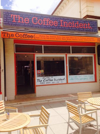 The Coffee Incident - Accommodation Search