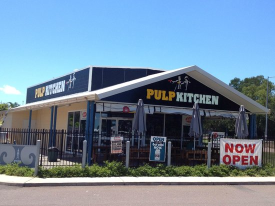 Pulp Kitchen - Accommodation Search