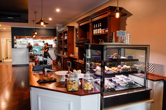 Al Forno The Cafe - Accommodation Search