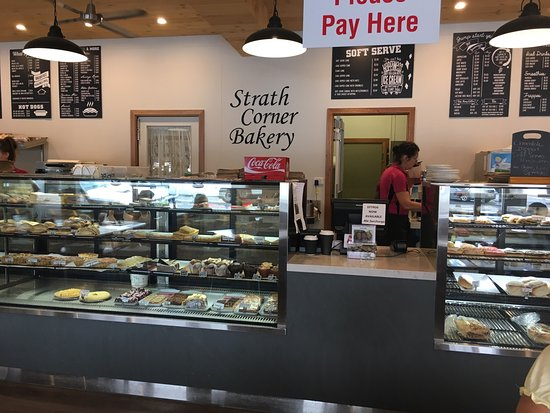 Strath Corner Bakery - Accommodation Search
