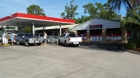 Caltex Agnes Water - Accommodation Search
