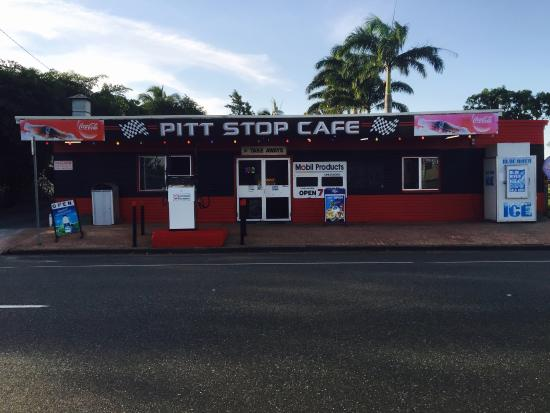 Pittstop Cafe Proserpine - Accommodation Search