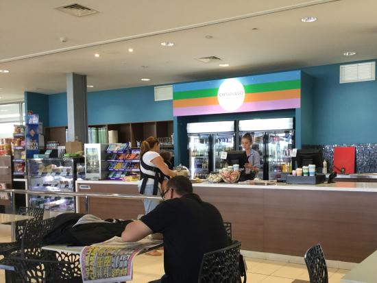 Whitsunday Coast Airport Cafe - Accommodation Search
