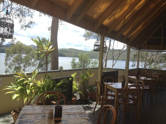 Cormorant Bay Cafe - Accommodation Search