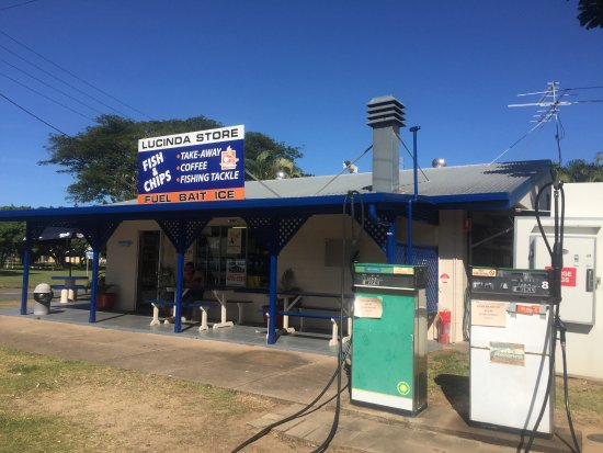 Lucinda Jetty Store  Take-Away - Accommodation Search