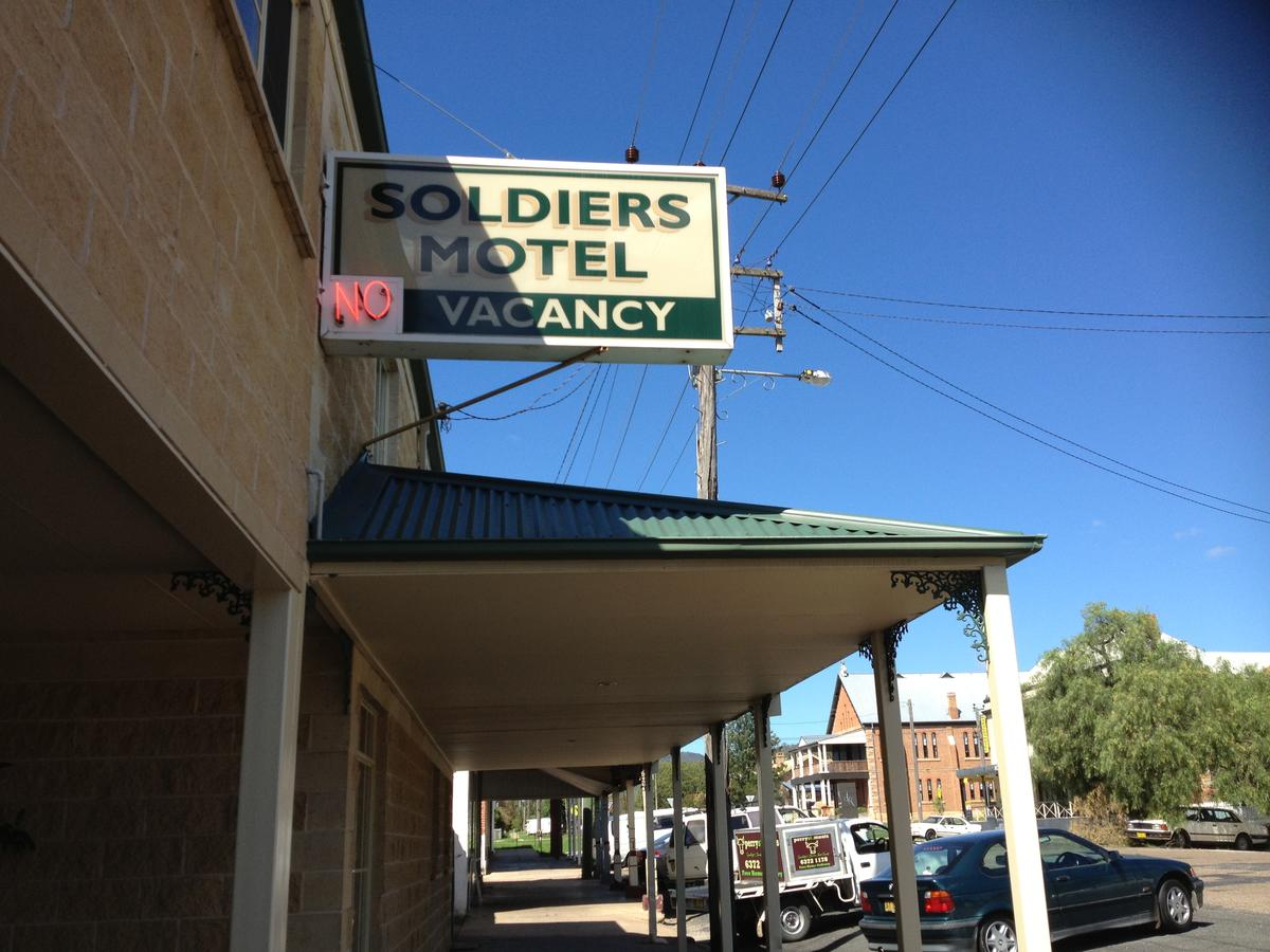 Soldiers Motel - Accommodation Search