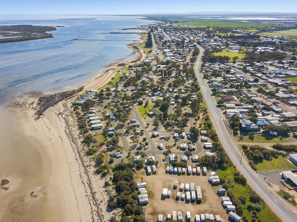 Port Broughton Tourist Park - Accommodation Search