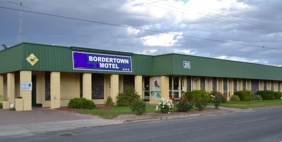 Bordertown Motel - Accommodation Search