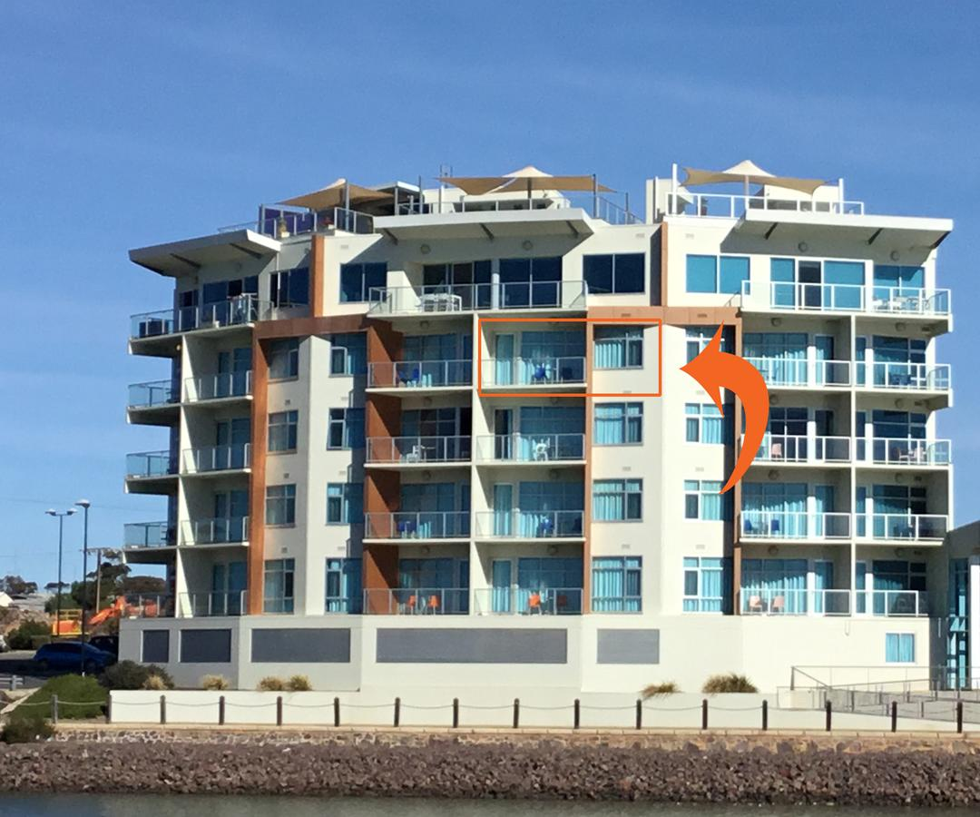 Wallaroo Marina Waterfront Luxe Apartment - Accommodation Search