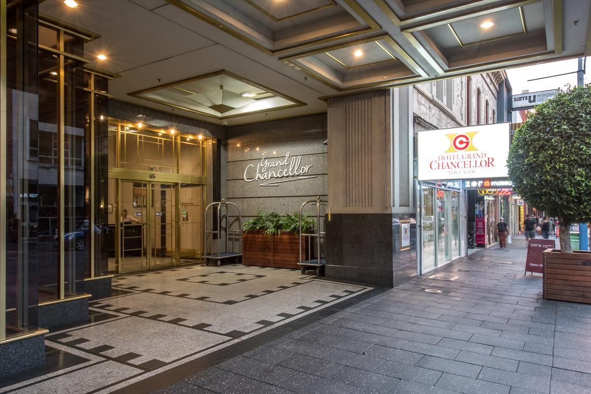 Hotel Grand Chancellor Adelaide - Accommodation Search