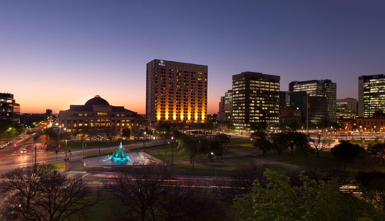 Hilton Adelaide - Accommodation Search