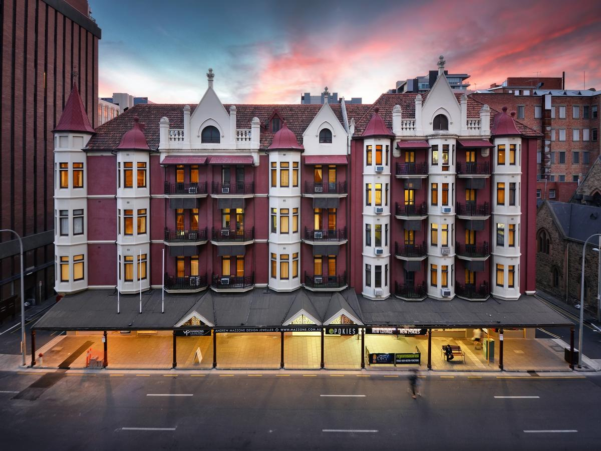 Mansions on Pulteney - Accommodation Search
