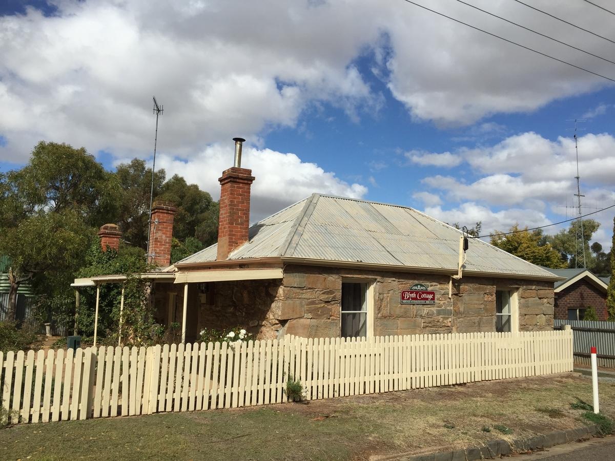 Blyth Cottage Burra - Accommodation Search