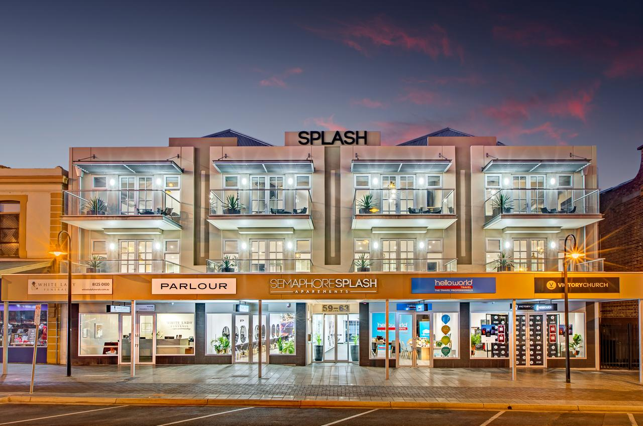 Semaphore Splash Apartments - Accommodation Search