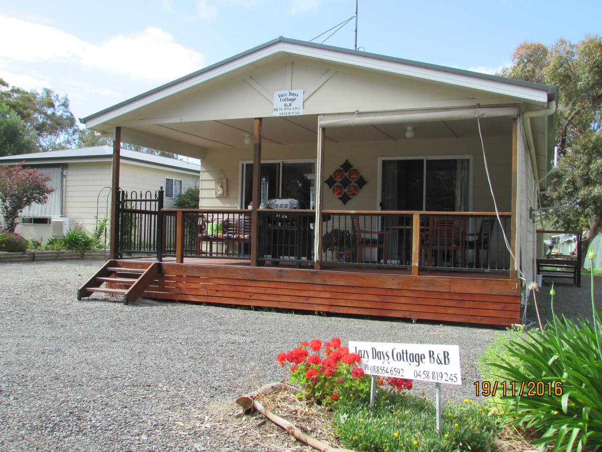 Lazy Days Bed Breakfast Cottage - Victor Harbor - Accommodation Search