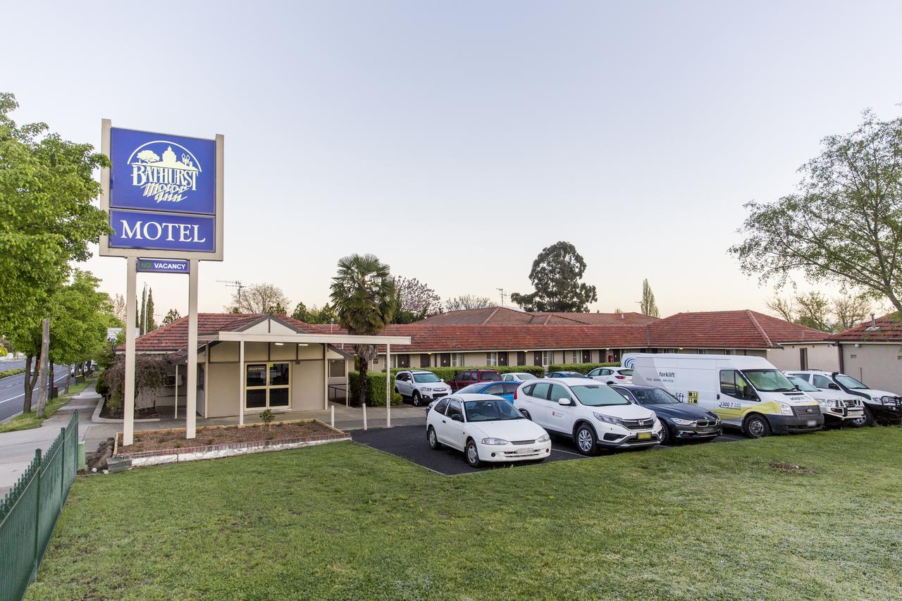 Bathurst Motor Inn - Accommodation Search