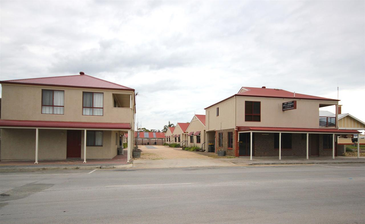 Port Vincent Motel  Apartments - Accommodation Search