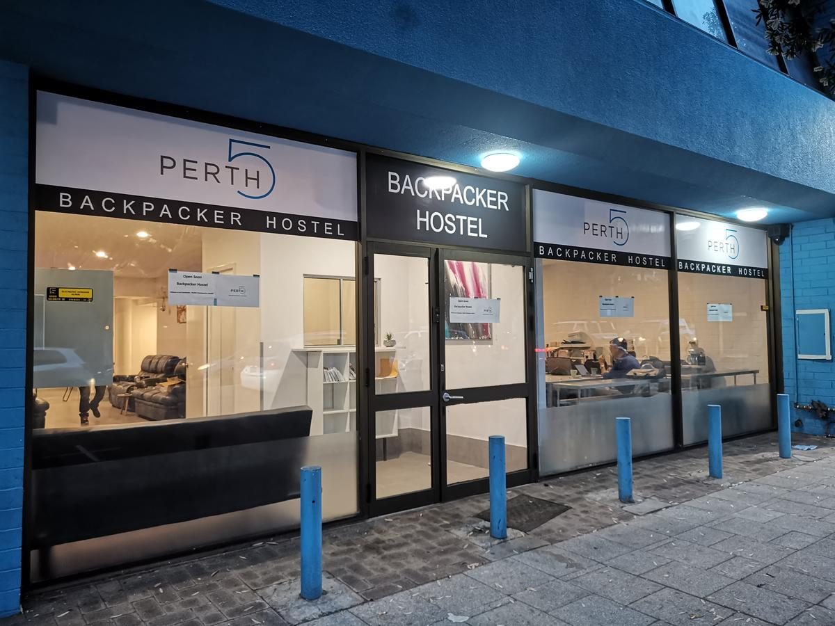 Perth 5 Backpacker Hostel - Accommodation Search