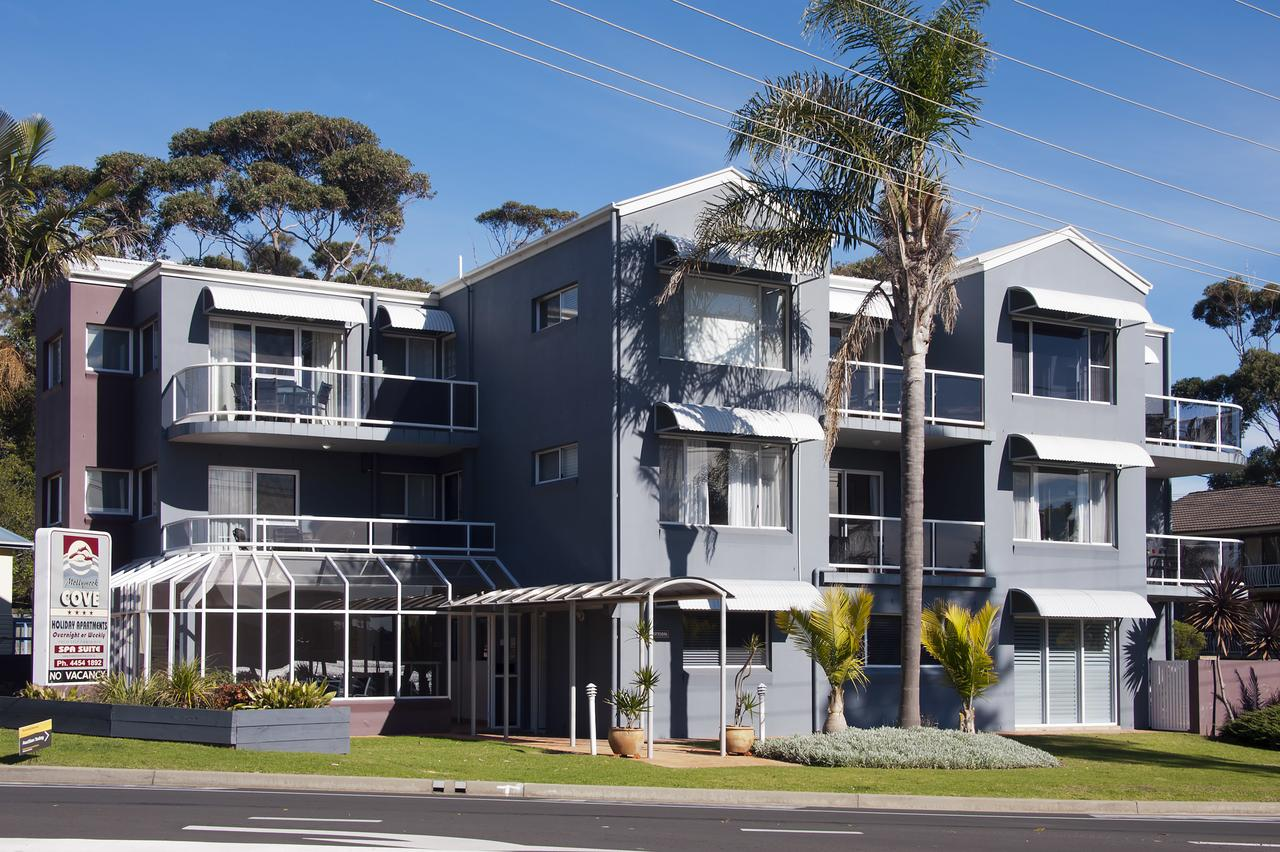 Mollymook Cove Apartments - Accommodation Search