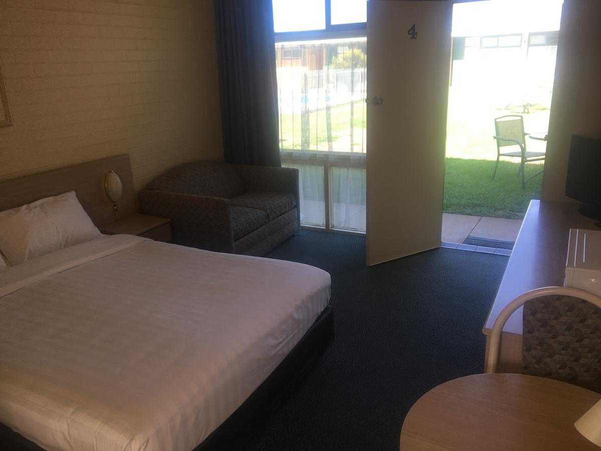 Junee Motor Inn - Accommodation Search
