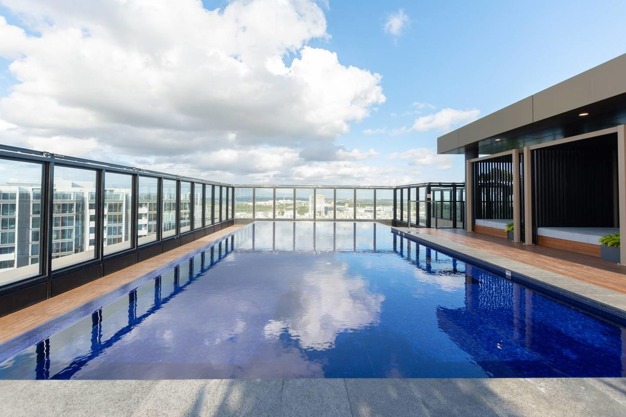 Japanese Style waterfront apt wt rooftop pool - Accommodation Search