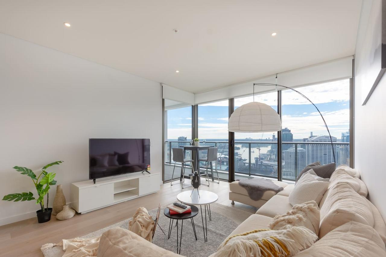 High Rise apt in Heart of Sydney wt Harbour View - Accommodation Search